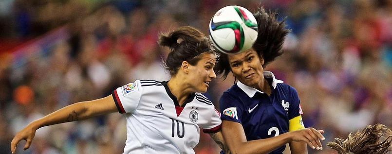 Die Rolle von Frauen im Fußball